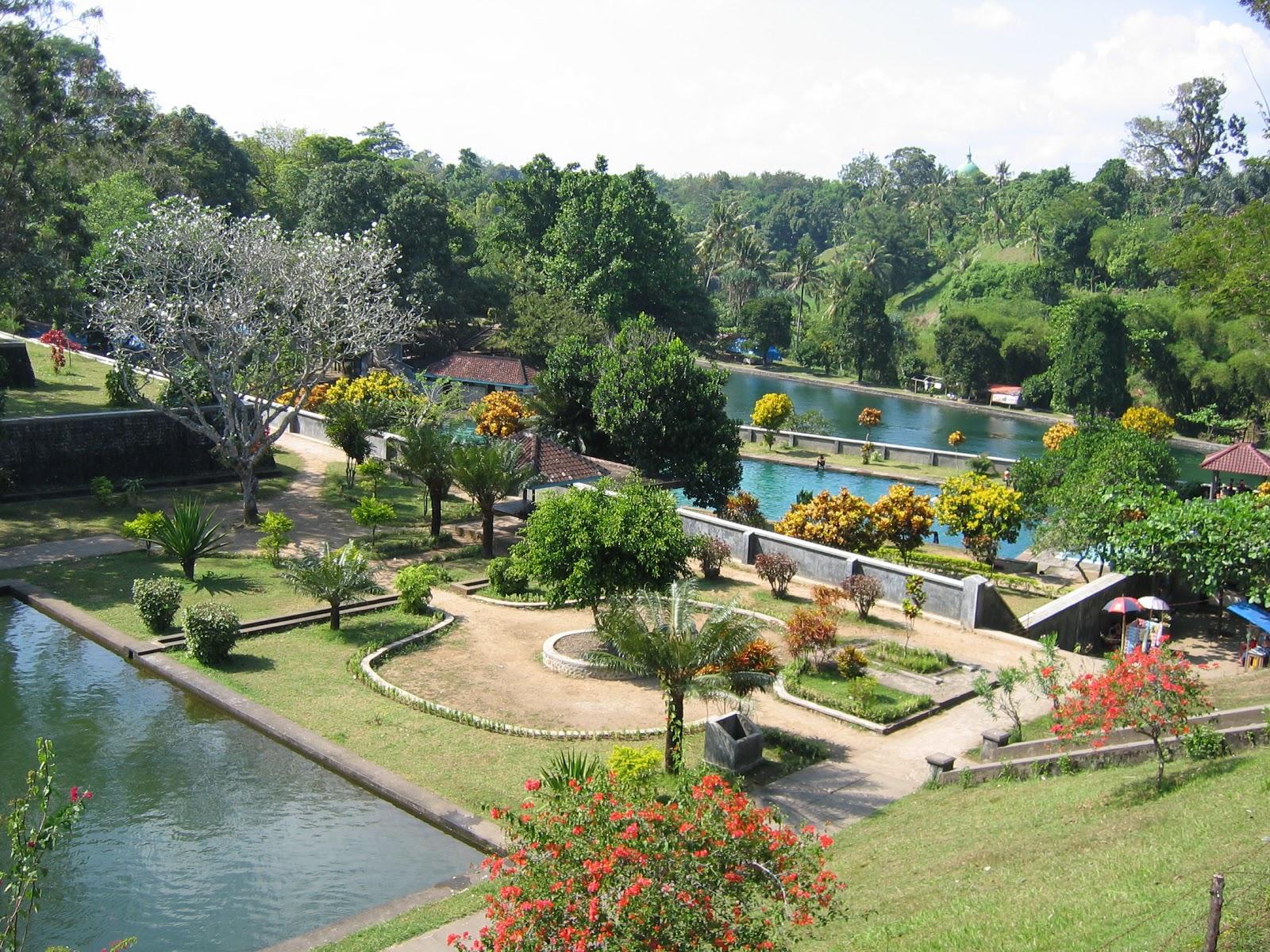 Paket City Tour Lombok